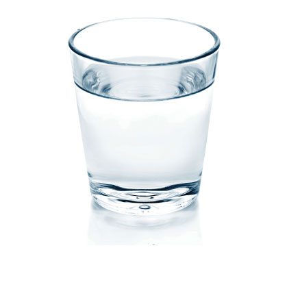 """""""Water is so underrated. I think it's funny that we feel guilty for ordering 'just a water' at a restaurant."""""""