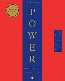 "Strictly Business:  ""Every day, I try to read a chapter of 48 Laws of Power. When I don't, I feel like I'm lagging."""