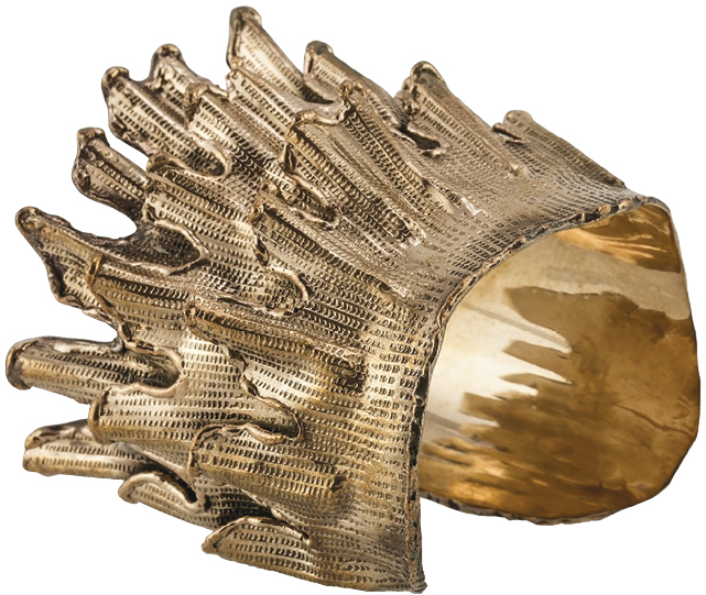 "Gogo Jewelry ""Spiny Murex Conch Cuff"""