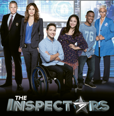 Set in D.C., The Inspectors is filmed in the North Charleston studio once used by Army Wives.