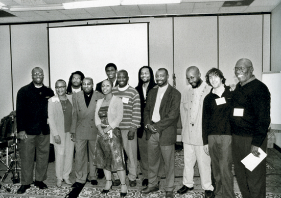 Photograph courtesy of the Charleston Jazz Initiative