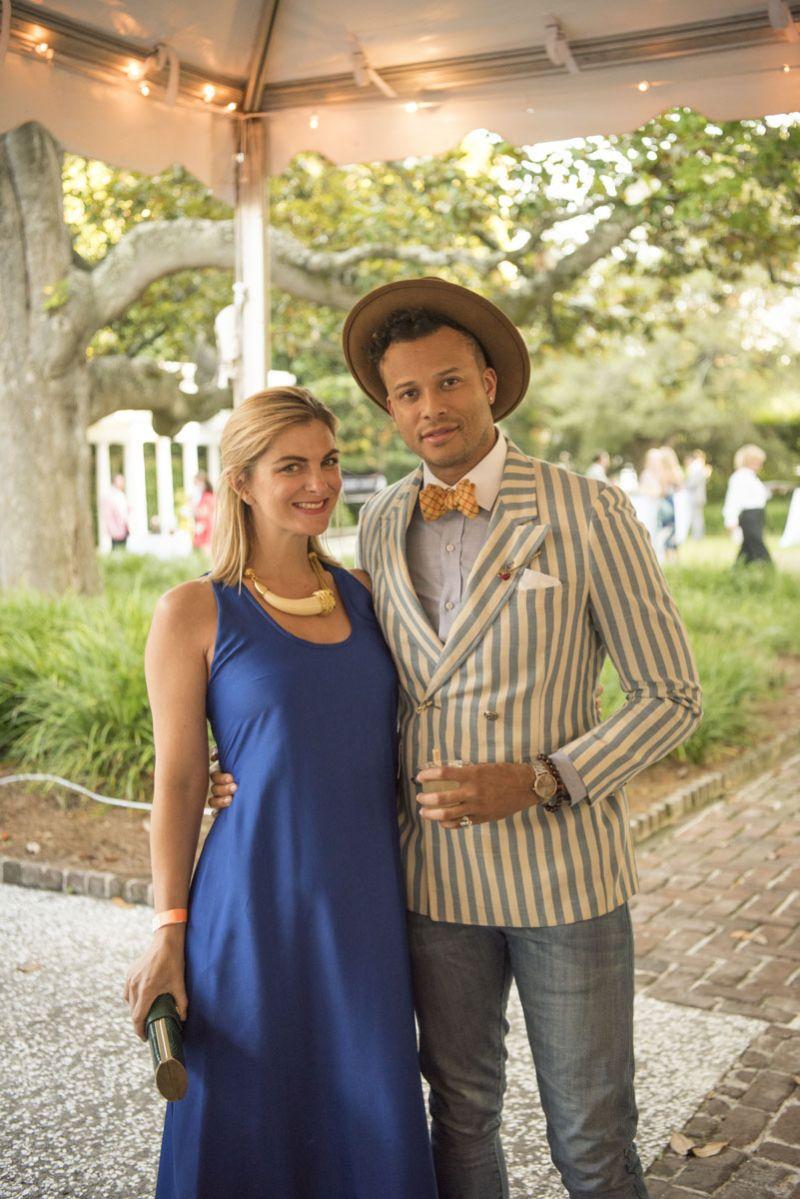 Jaque Stewart and Chelsie Ravenell