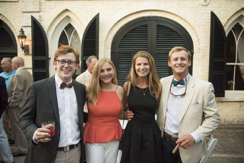 Bo Powell, Jenna Soydan, Tess Viergever, and Buckley Powell