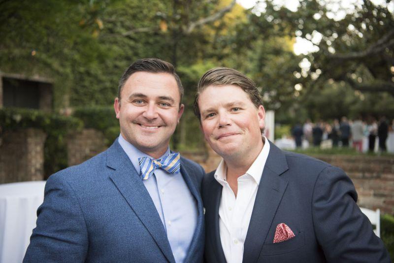 Nick Jones and Ryland Hudnall