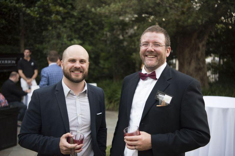 Klayton Kennedy and Phillip Lucier
