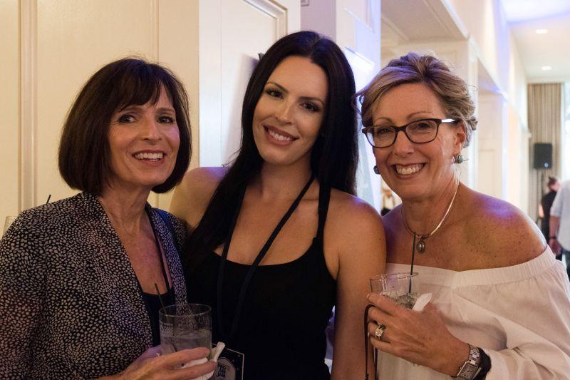 Nancy Yaniec, Caitlin Yaniec, and Heidi Dalton