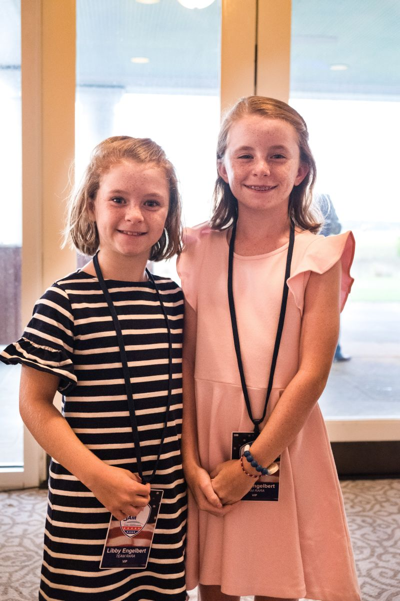 Libby and Claire Englebert