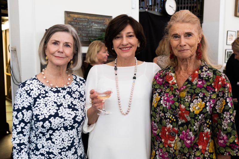 Carol Sanford, Sandra Mohlmann, and Suzanne Haythe