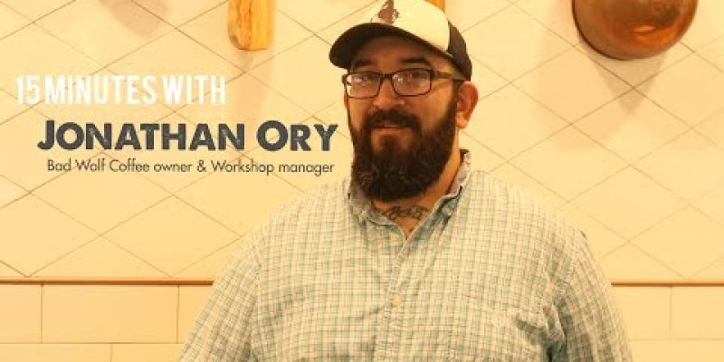 Embedded thumbnail for VIDEO: 15 Minutes with Jonathan Ory