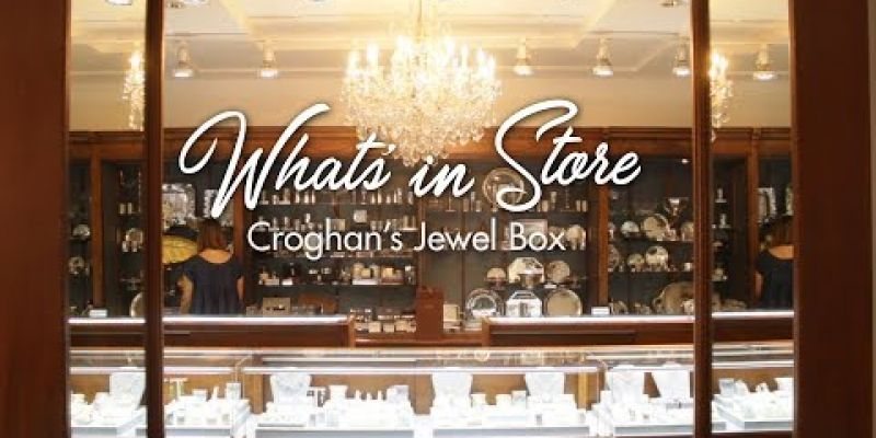 Embedded thumbnail for Croghan's Jewel Box