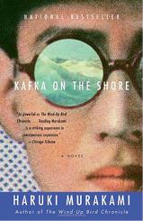 "Head Scratcher: ""Kafka on the Shore by Haruki Murakami—it's a weird, wonderful novel that's hard to follow."""