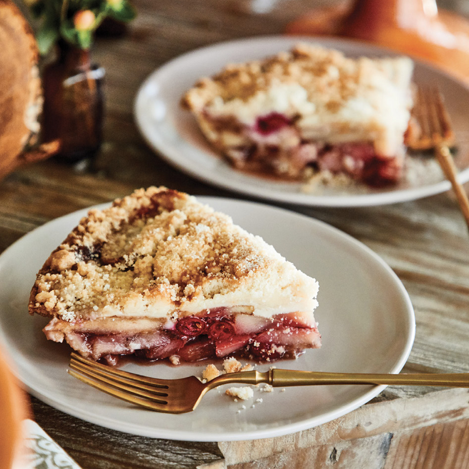 Apple-Cranberry Pie from Pies, Cakes, & S'more