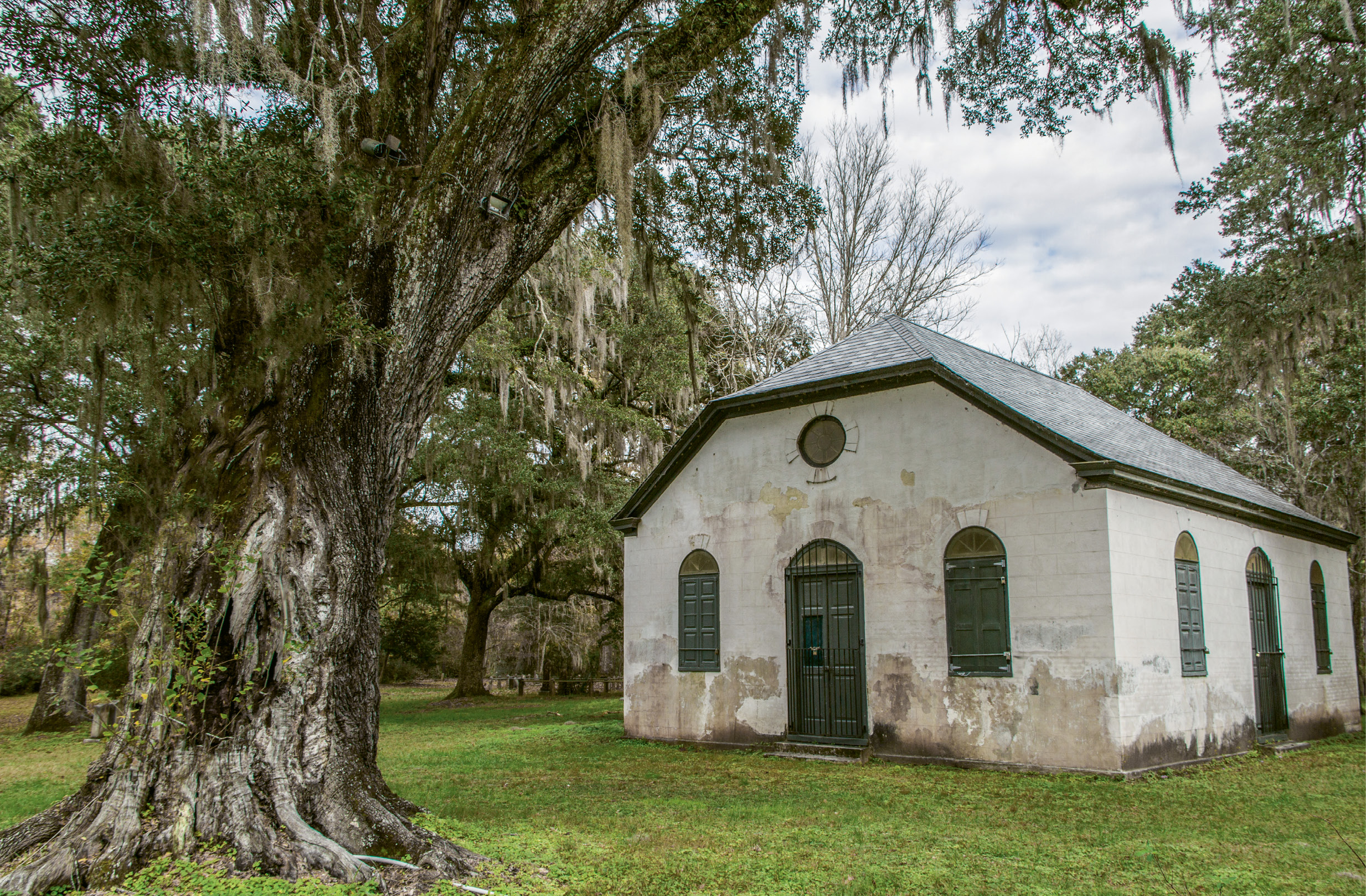 Strawberry Chapel-of-Ease, Berkeley County