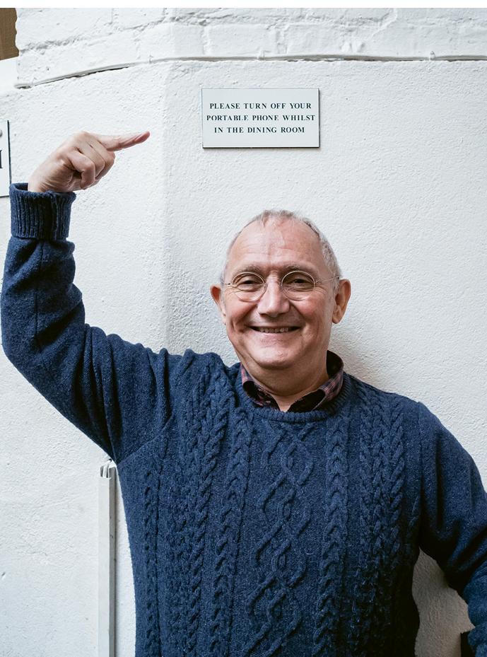 Winemaker Trevor Gulliver