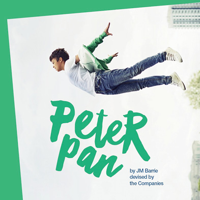 The National Theatre production of Peter Pan airs on July 2 and 3 at 34 West Theater Co.
