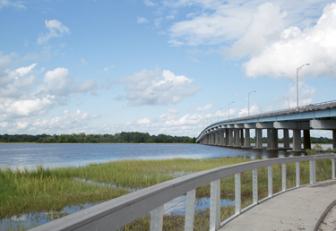 """Zen Zone: """"When I'm driving home to West Ashley, I like to pull over and meditate at Northbridge Park."""""""