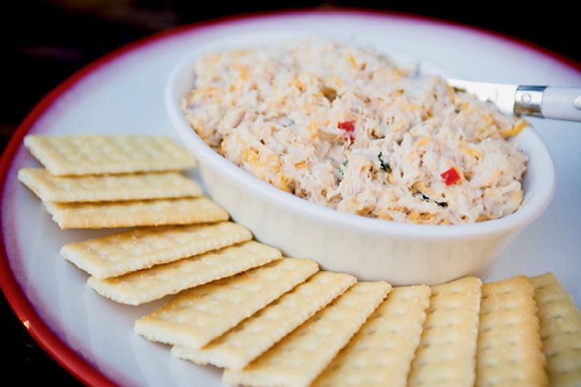 Atlantic House Restaurant Crab Dip