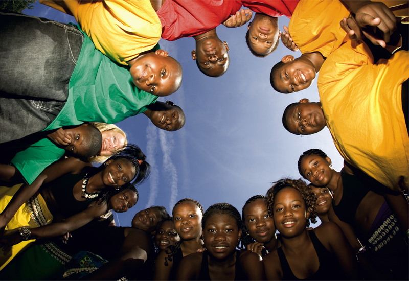 """Djole Dance and Drum Company was founded in 1999. Djole is the West African word meaning """"much dance"""" or """"spirit dance."""""""