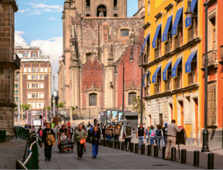 """Go-To Getaway: """"I love Mexico City. It's beautiful, inexpensive, and the culture and people are phenomenal."""""""