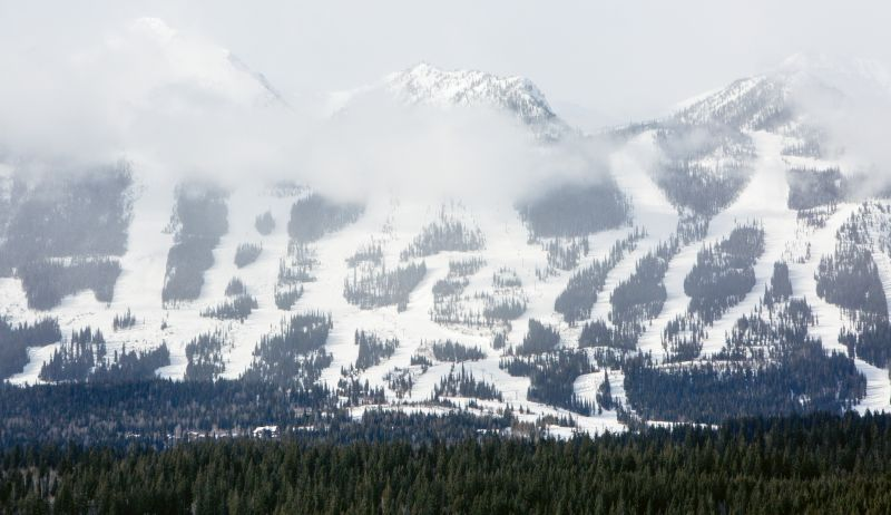 High & Mighty: Kicking Horse has a few green runs, but its the gondola-accessible high Alpine terrain that make this mountain a hard-to-reach but worthy destination in central BC.