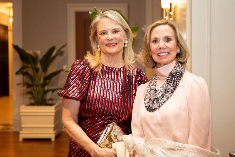 Anna Tarwater and Susanne McGuire