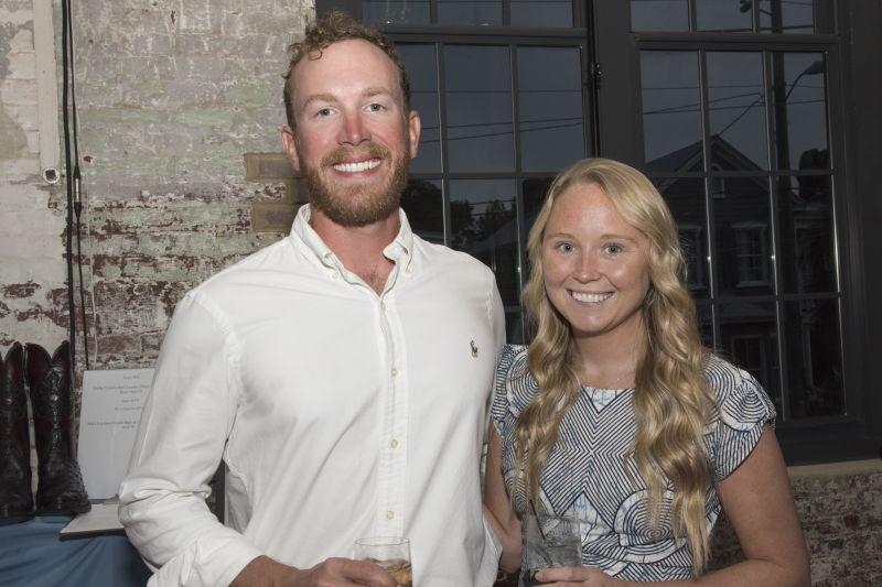 Nicholas Johnson and Keley Holbrook
