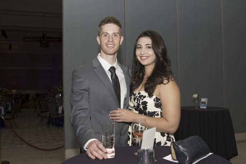 Adam and Camilla Craft