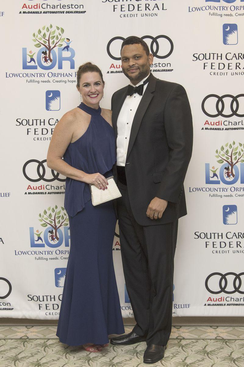 Lauren and Tyler Tracy