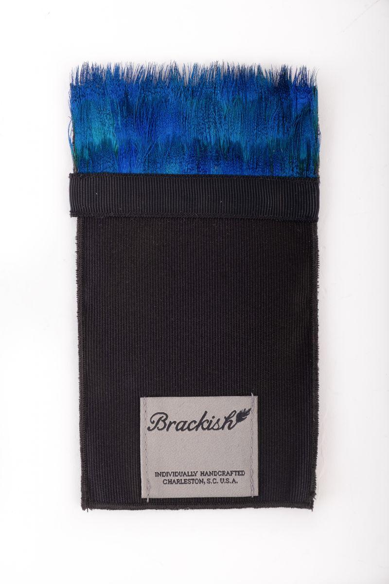Brackish pocket square, $85 at Grady Ervin & Co.