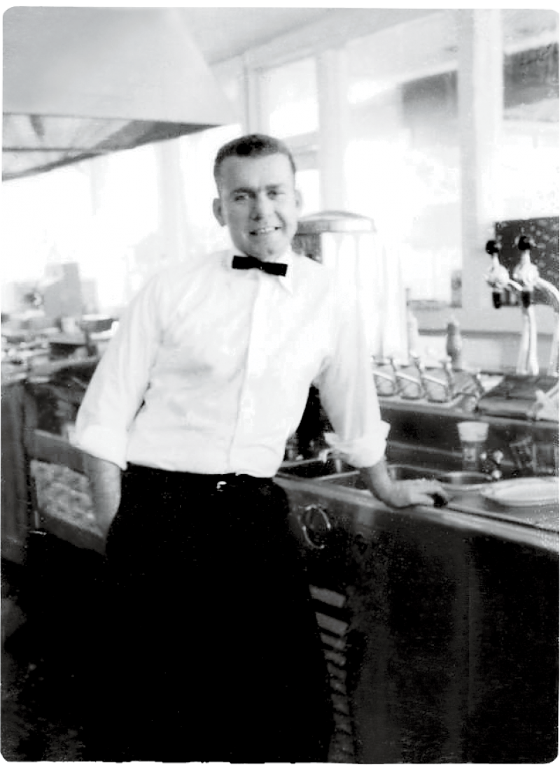 "After attending The Citadel, Melvin Bessinger, son of Holly Hill barbecue king ""Big Joe"" Bessinger, created Piggy Park Drive-In, a popular barbecue joint on upper Rutledge Avenue"