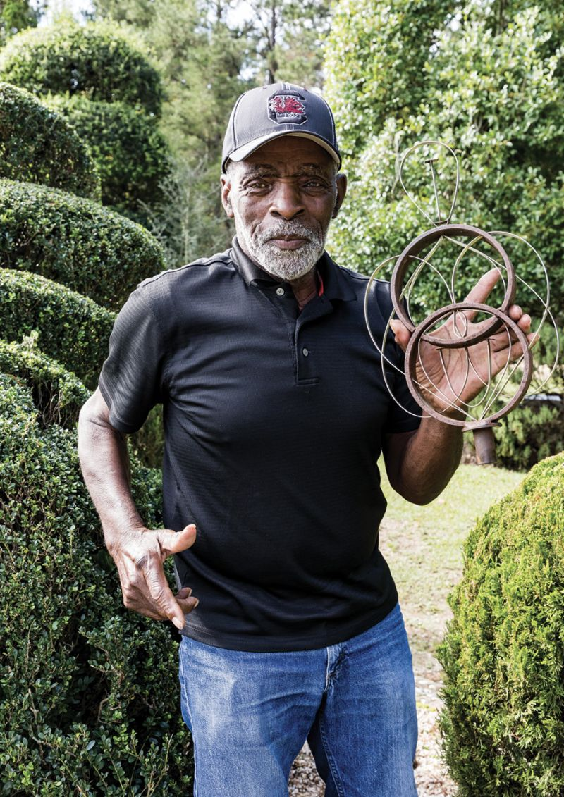 """""""Life is about love,"""" says Fryar, who has been married to his wife, Metra, for 52 years. He is proud to have created something that people haven't seen before. """"I want people to find more here than they expected,"""" he says."""