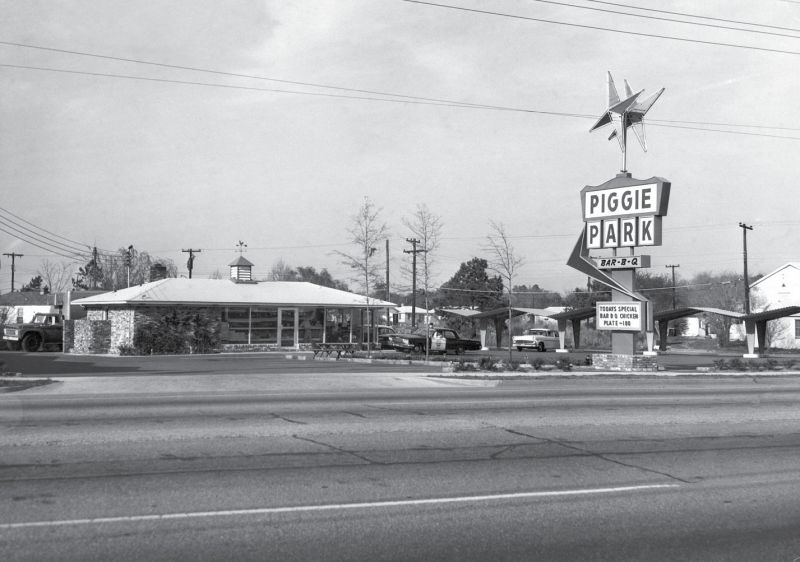 A second location (now Bessinger's) was opened on Savannah Highway.