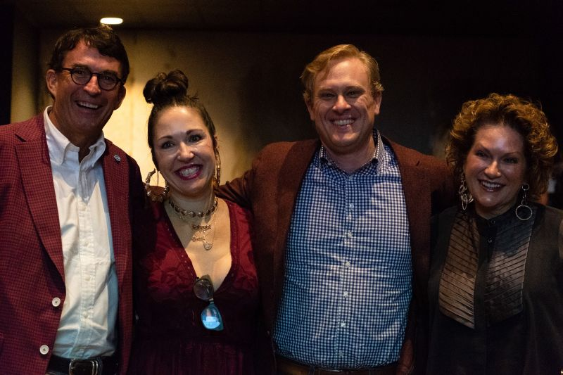Judges Michael Seekings, Angel Roberts, Lance Oliver, and Terri Henning