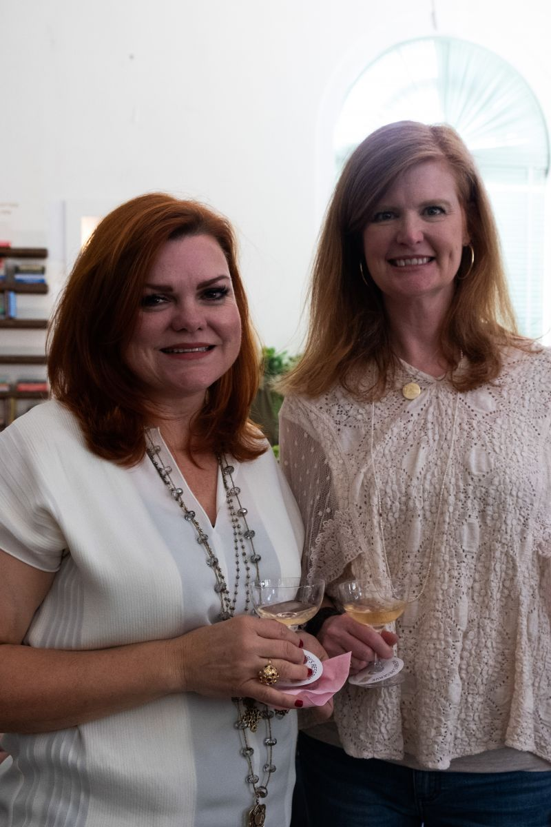 Melinda Browning and Suzanne Eades
