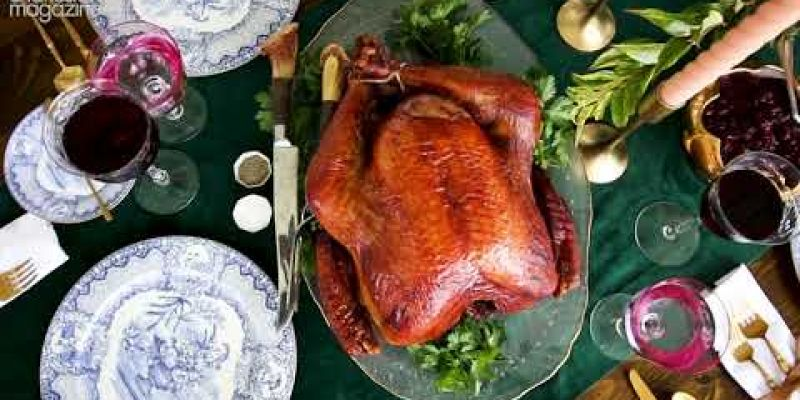 Embedded thumbnail for Pro Thanksgiving table tips from Ooh! Events