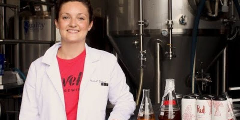 Embedded thumbnail for Beer Chemistry with Nicole Steinhilber