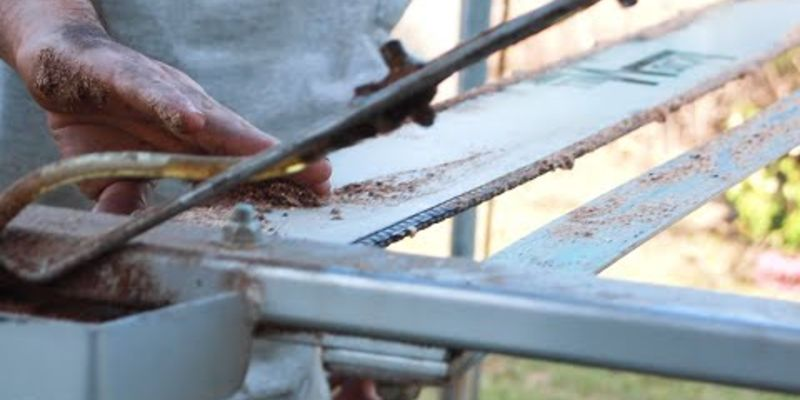 Embedded thumbnail for Charleston Woodworking Company Giving Felled Trees New Life