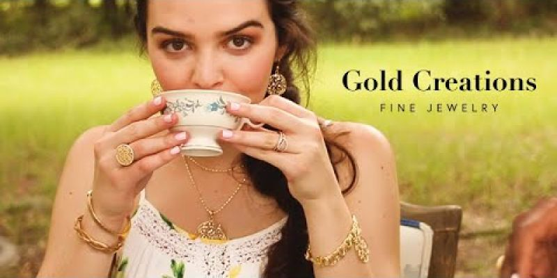Embedded thumbnail for Classic Charleston Tea Party with Gold Creations