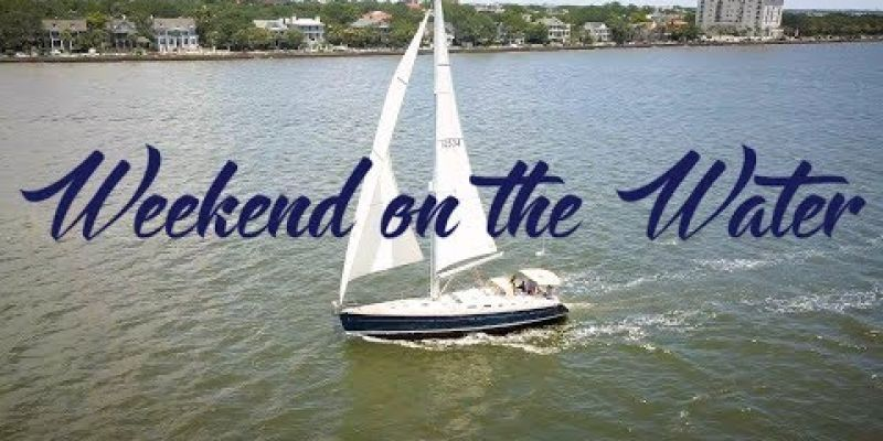 Embedded thumbnail for VIDEO: Weekend on the Water: Behind the Scenes of the Pre-Fall Fashion Shoot